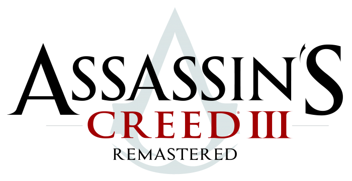 Assassin's Creed Remastered logo