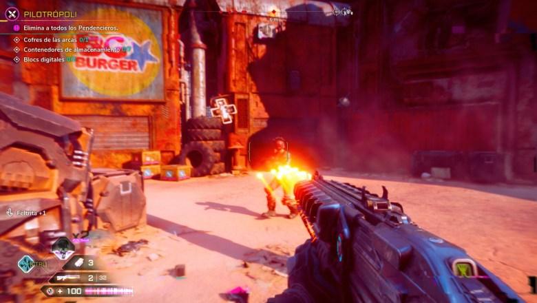 rage 2 gameplay