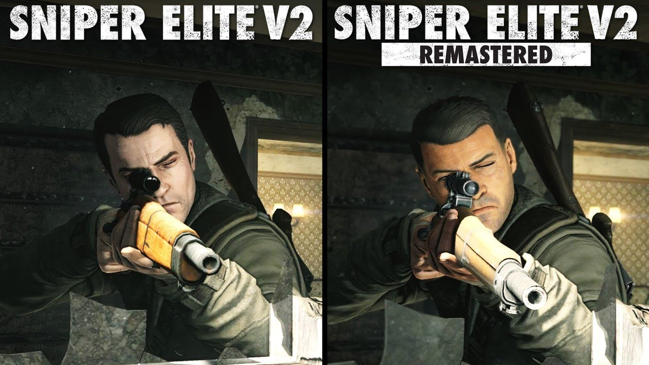sniper elite remastered