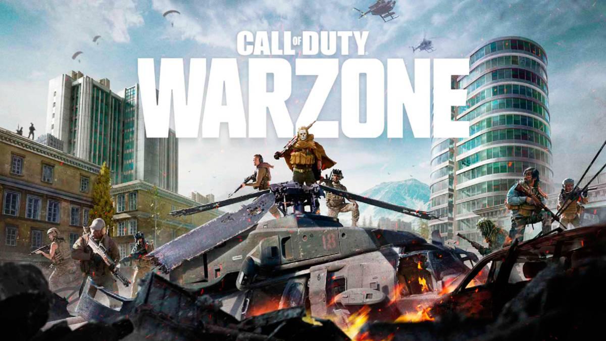 Call fo duty warzone