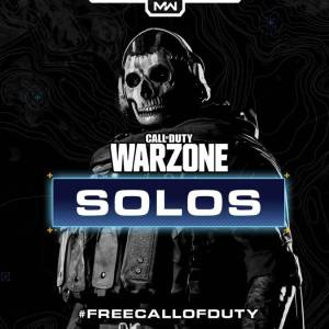 Call of duty warzone solos