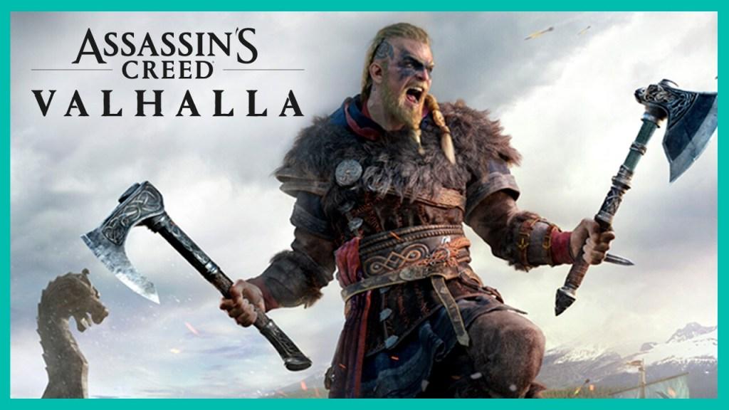 Ubisoft forward - Assassins creed Valhalla