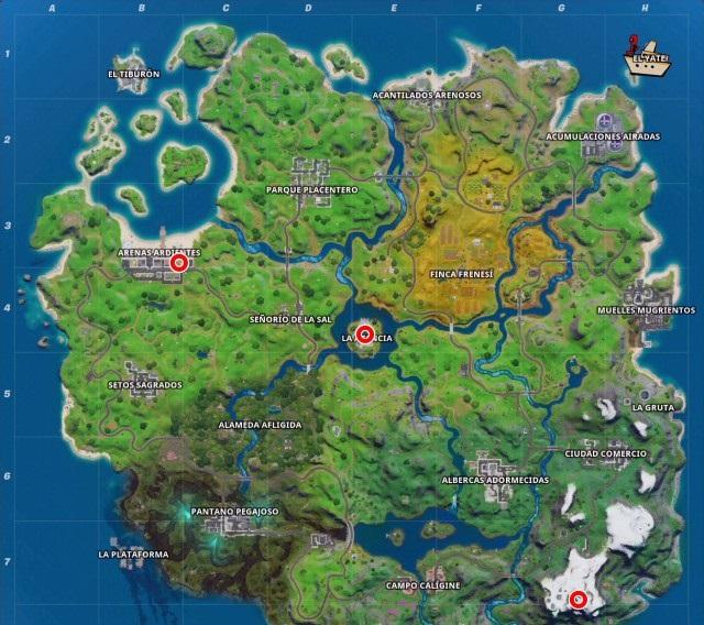mapa de ubicación de pantalones de deadpool