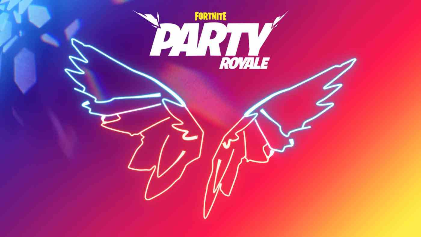 party royale -NeonWings