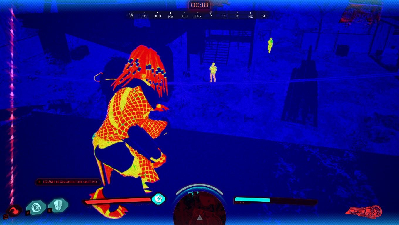 camuflaje óptico Predator Hunting Grounds