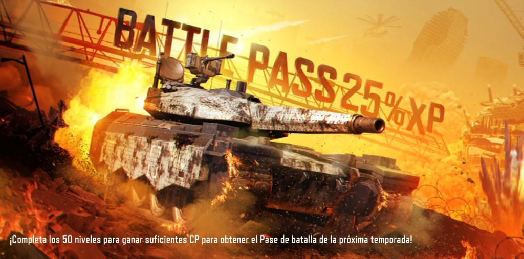 CoD Mobile - The Forge - Descuento Battle Pass