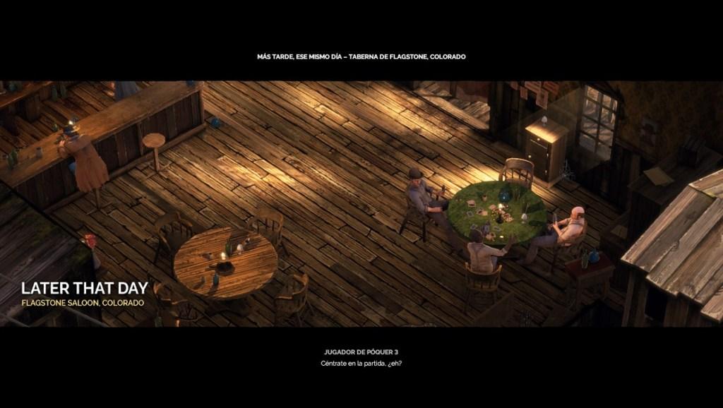 Desperados III - Escenas Narrativas