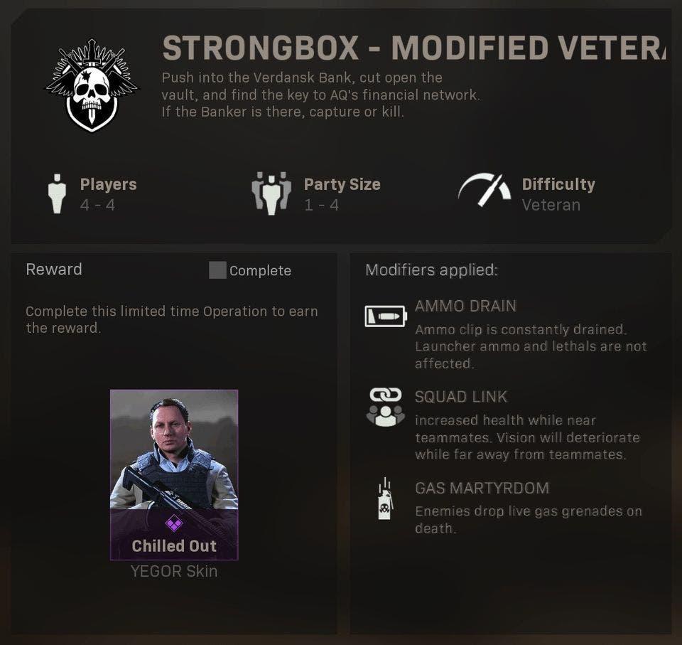 Mision Spec ops yegor