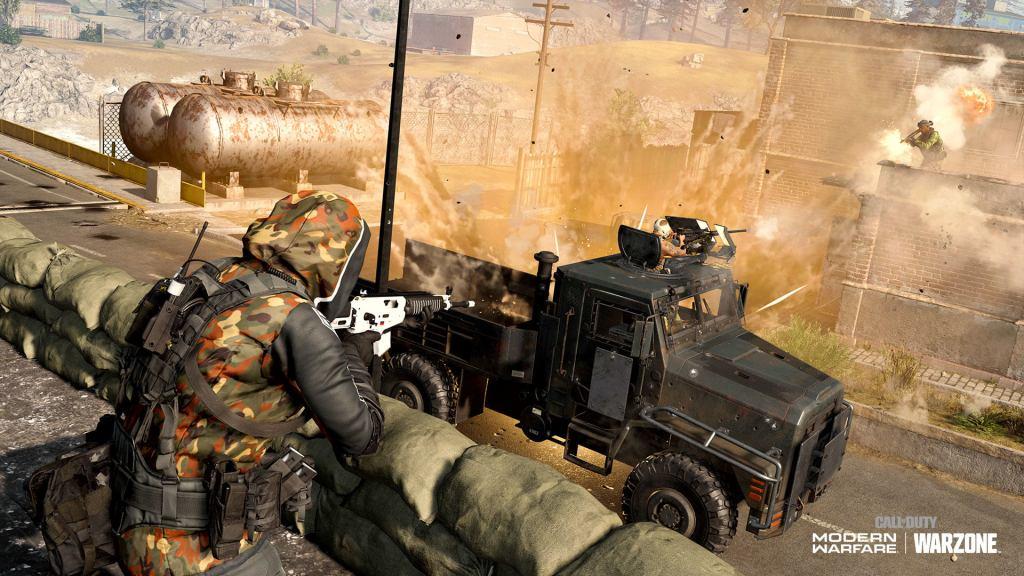 Nuevo modo de juego y nueva rotación de armas