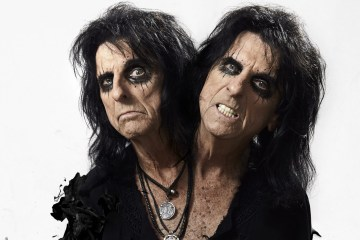 Alice Cooper a Milano, back to our nightmares