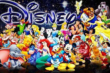 20 belle canzoni Disney