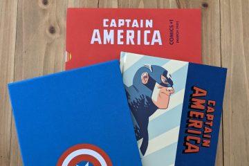 Captain America by The Folio Society – Buon compleanno, Cap!