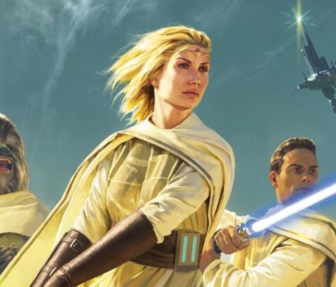 L'Alta Repubblica: libri e fumetti della nuova era di Star Wars