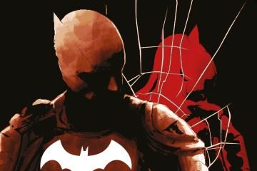 Batman: L'Impostore, il Cavaliere Oscuro di Andrea Sorrentino