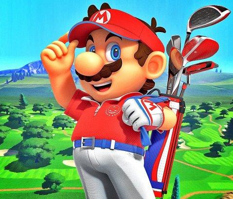 Mario Golf Super Rush – Tutti in campo con Mario