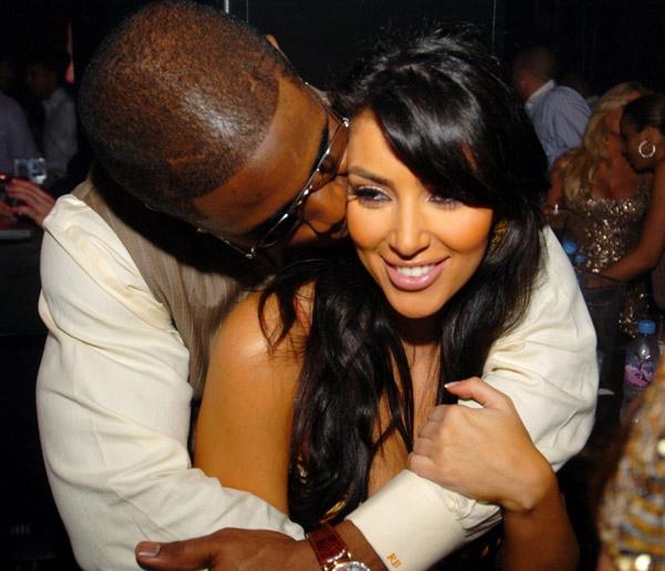 Reggie Bush dated Kim Kardashian who dated Kanye West who