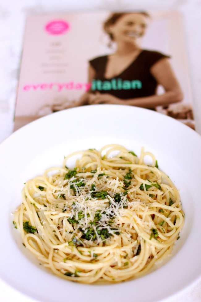 Lemon Spaghetti 4
