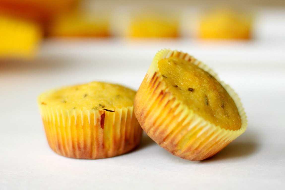 lemon cupcake 5