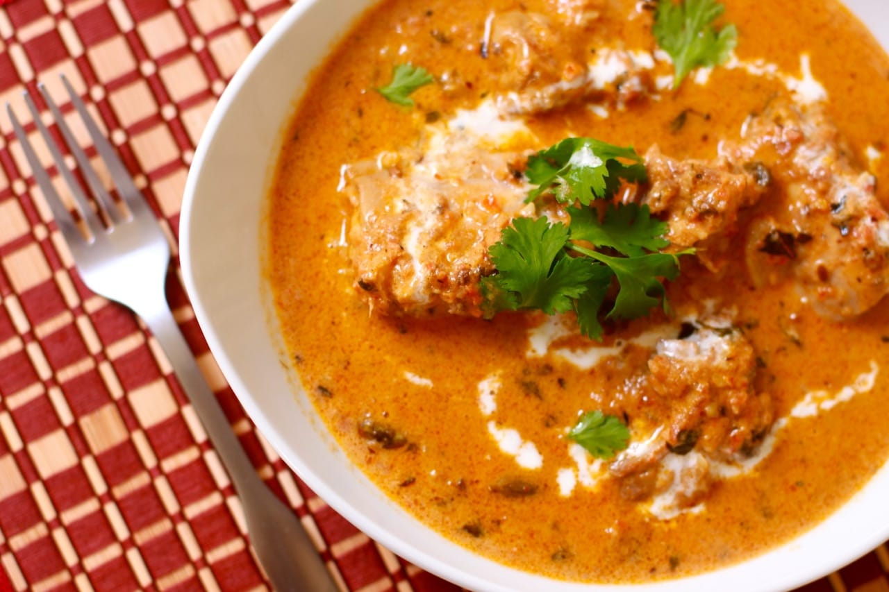 Butter Chicken/Murgh Makhani - Playful Cooking