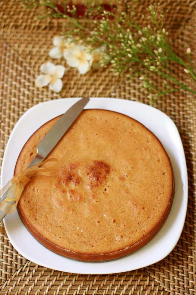 Pineapple Ginger Cake 1