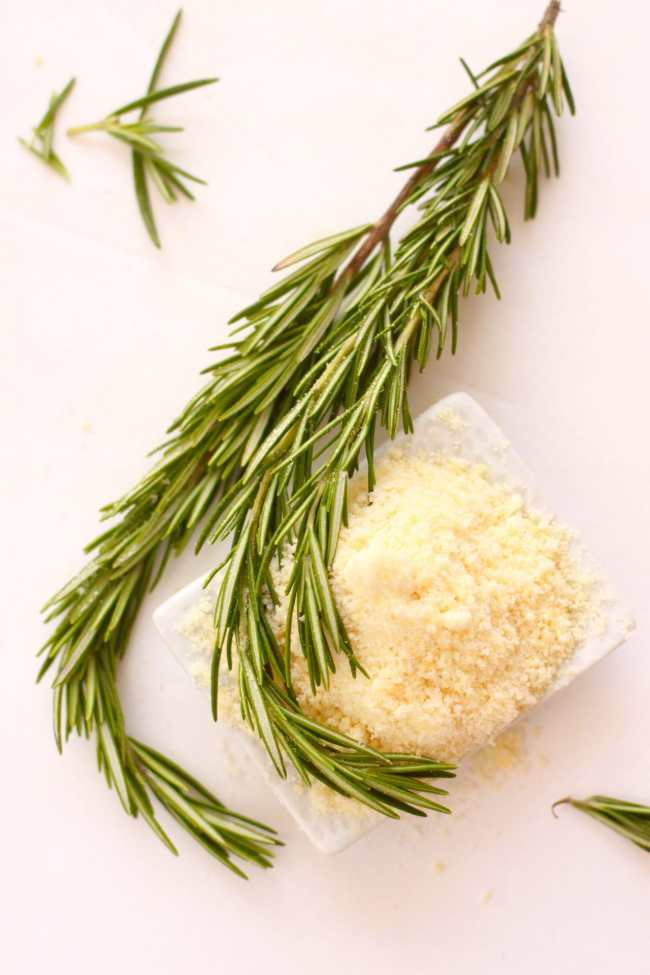 Rosemary and Parmesan Savory Cookies 1