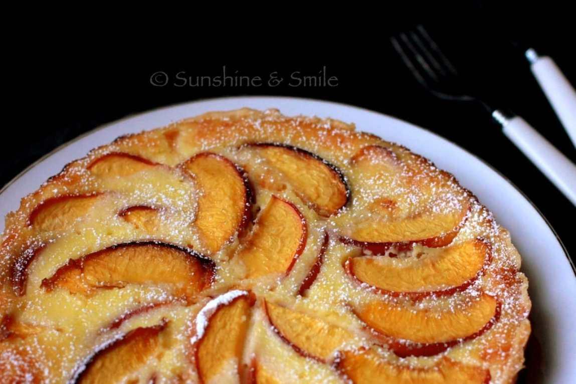 peach tart 4