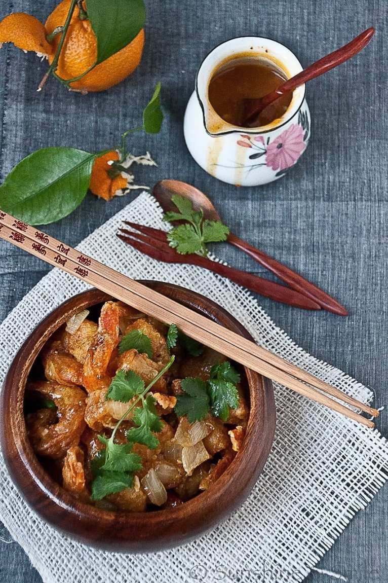 Orange Shrimp 5