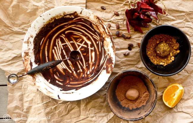 Brittle Truffles - Guest Post by Grishma @ Zaika Zabardast 7