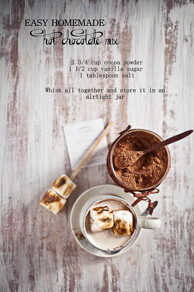 Hot Chocolate Mix : Sunshine And Smile