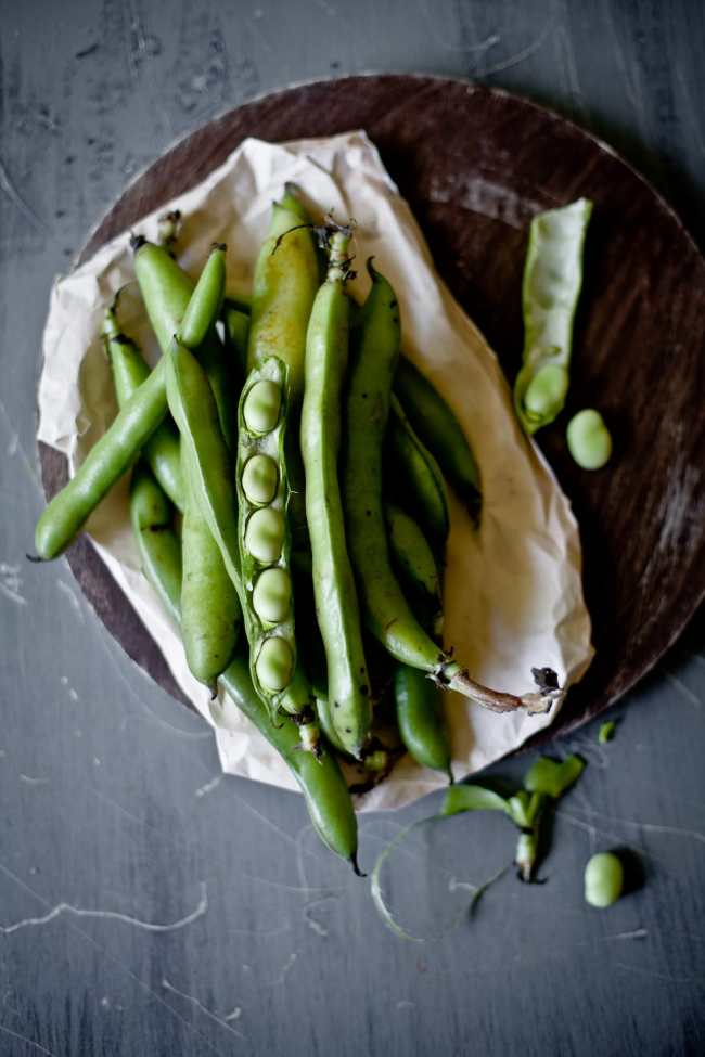 Fresh Fava Beans | Playful Cooking