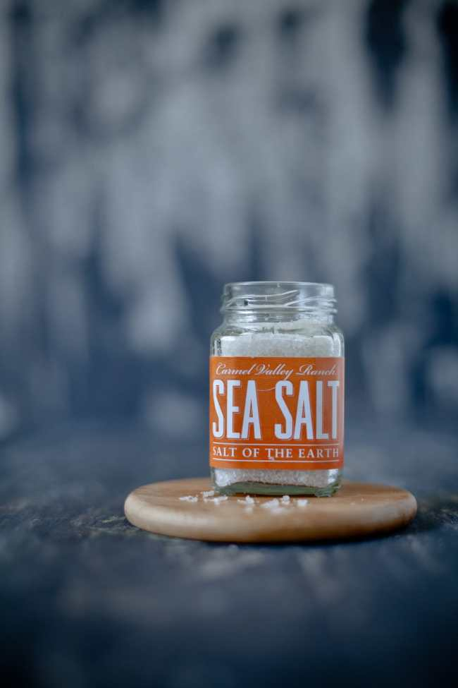 Carmel Valley Sea Salt | Playful Cooking