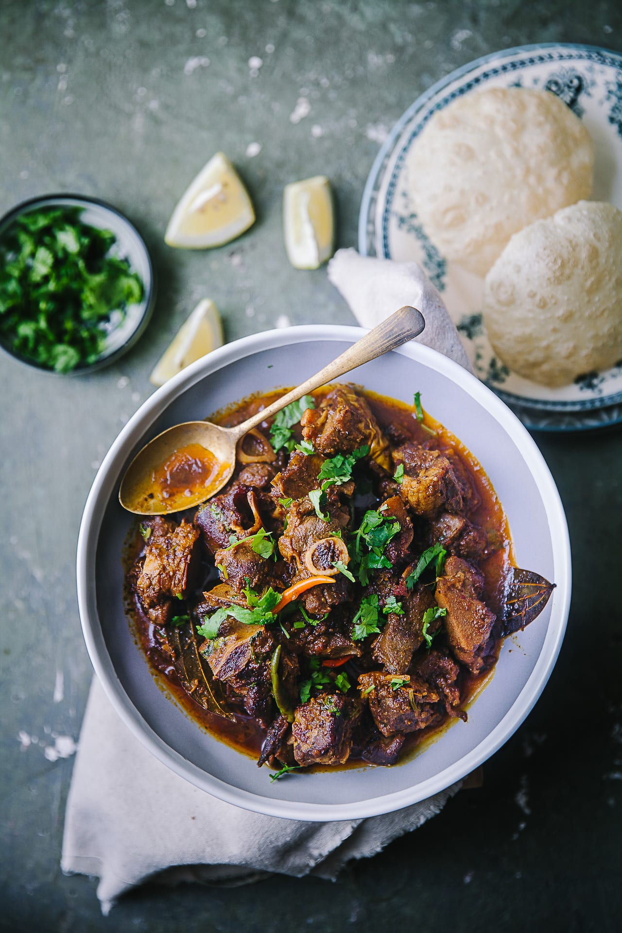 Spicy Mutton Curry Kosha Mangsho  Playful Cooking