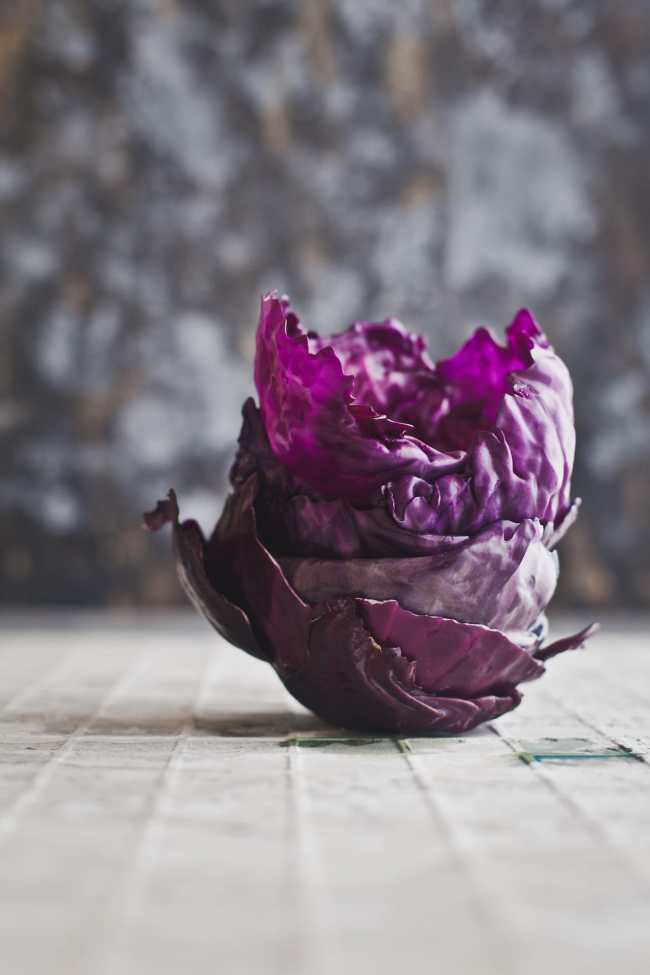 Purple Cabbage | Playful Cooking