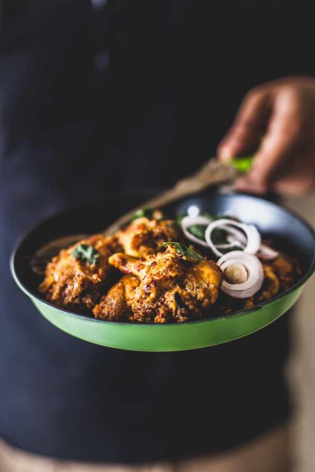 Chicken Ghee Roast   Playful Cooking