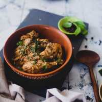 Garlic and Pepper Chicken   Playful Cooking
