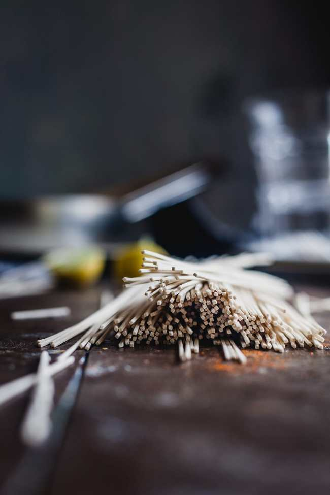 Soba Noodle (Photography Kankana Saxena)