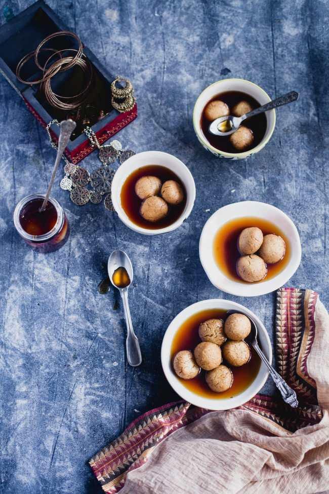 Nolen Gur Rasgulla | Playful Cooking