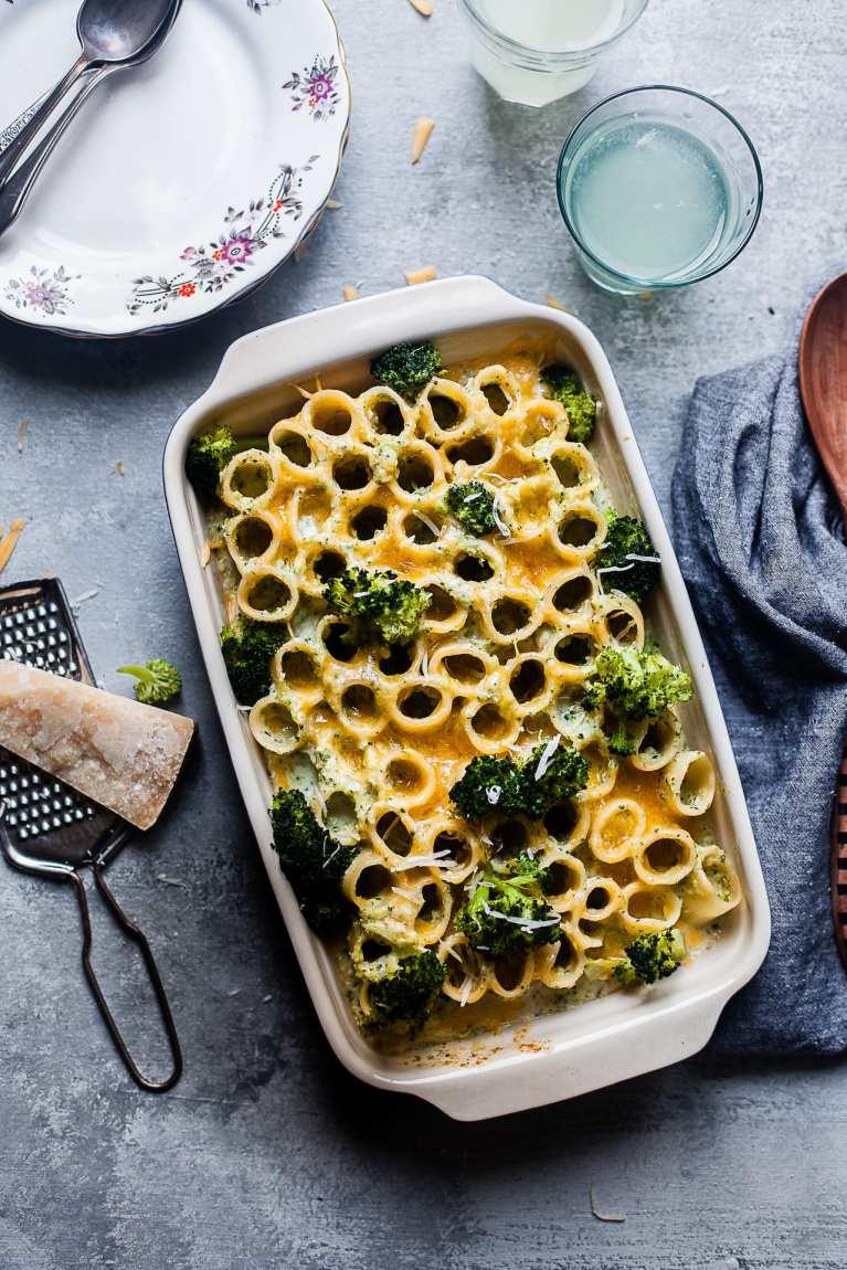 Rigatoni Broccoli Casserole | Playful Cooking