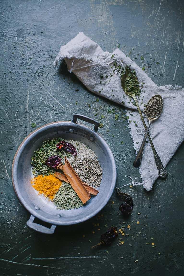 Spiced Yogurt Cauliflower Stir Fried | Playful Cooking