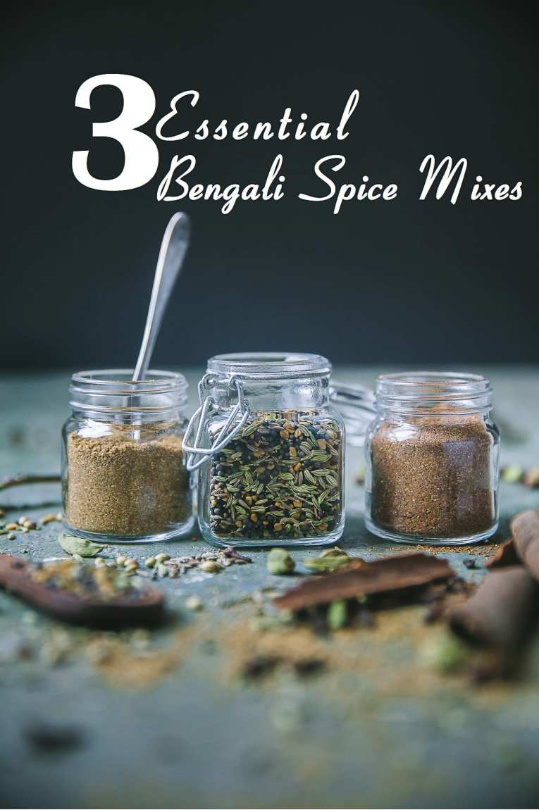 spices used in Bengali cooking