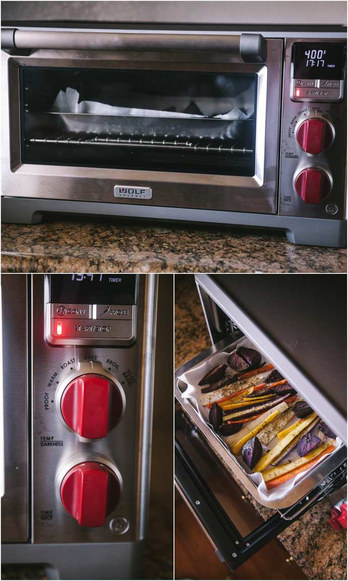 A quick review on the Wolf Gourmet Counter Top Oven! | Playful Cooking #oven #productreview #kitchen #appliance