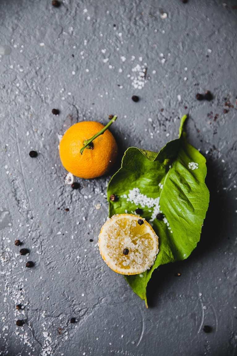 How to make Preserved Lemons 5