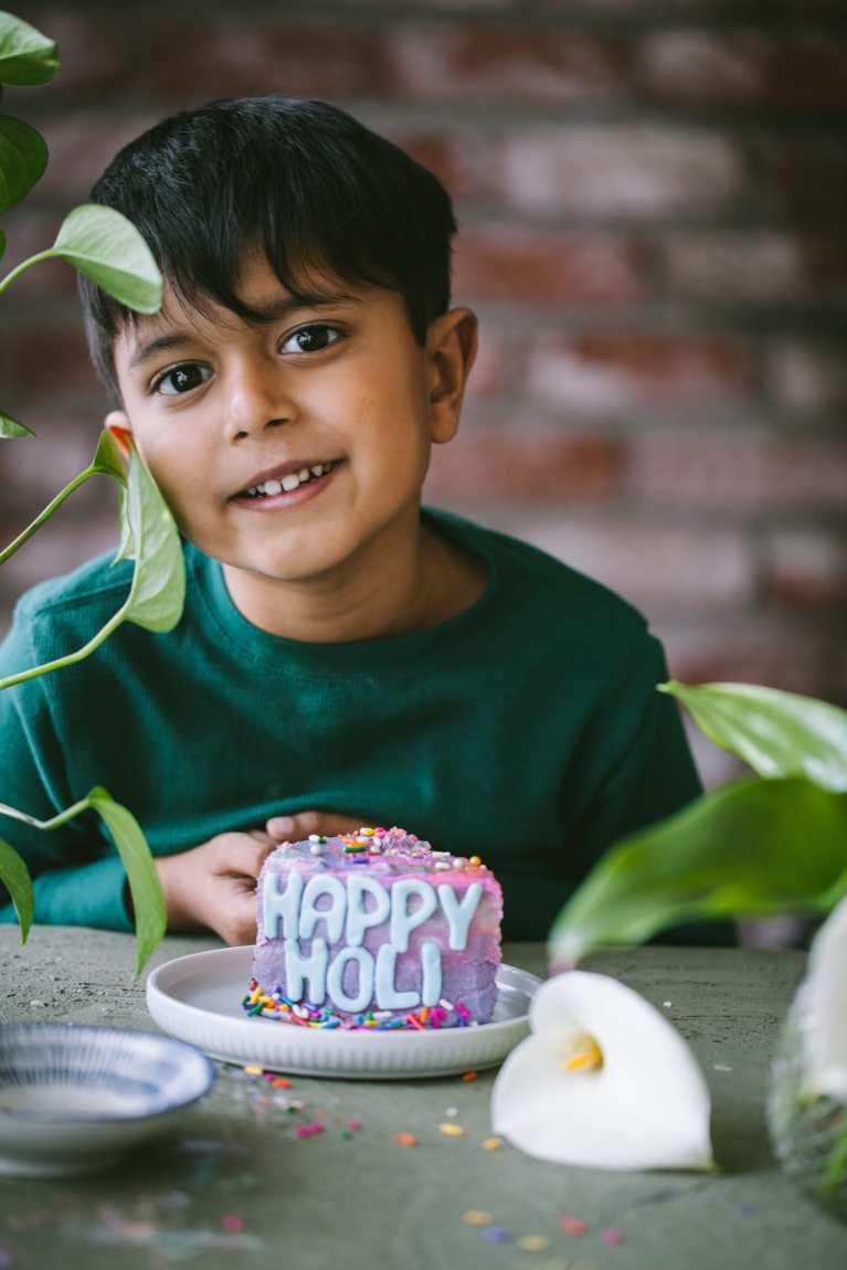 Baking with Kids | playful cooking #cake #rainbowcake #6inchcake