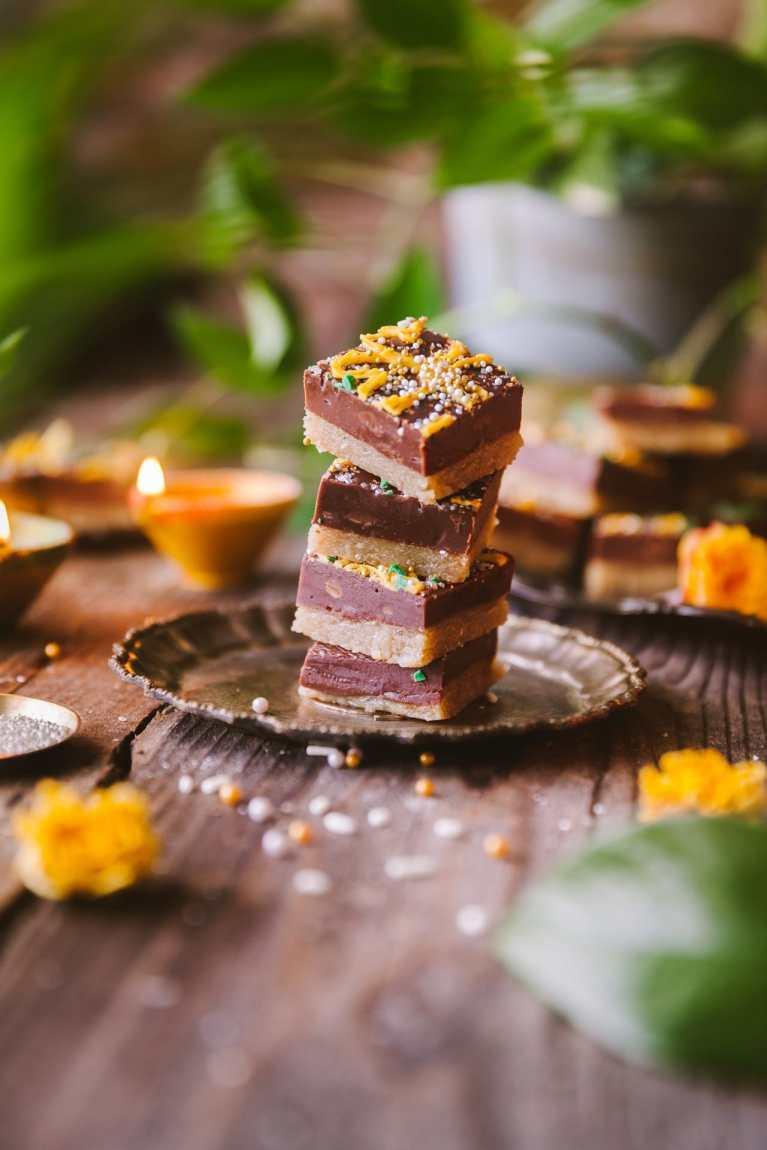 Kaju Chocolate Barfi