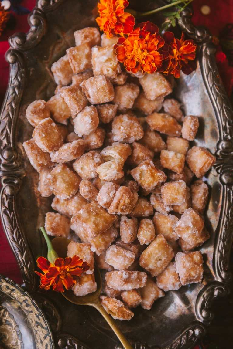 Shakarpara - Mishti Nimki - Diwali Sweet Snack