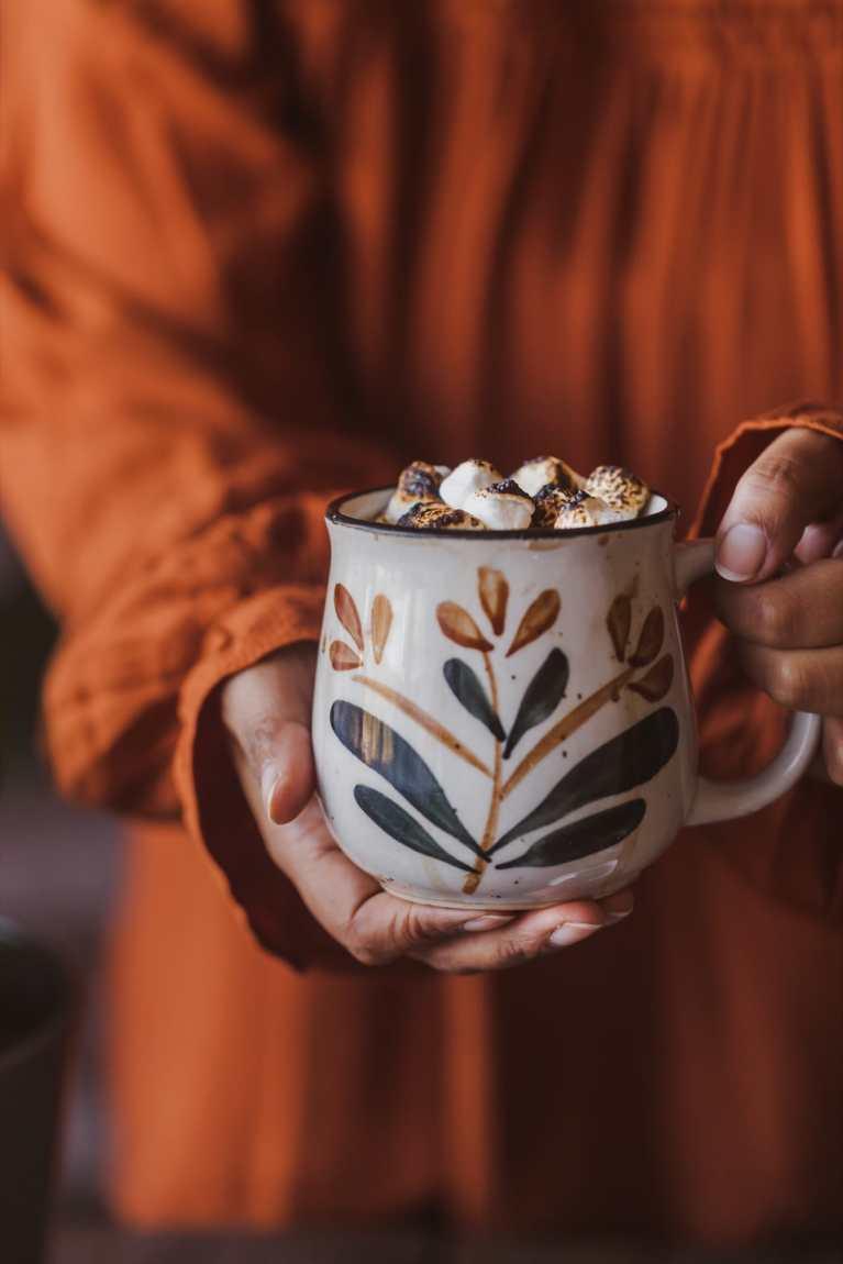 Homemade Hot Chocolate Mix!