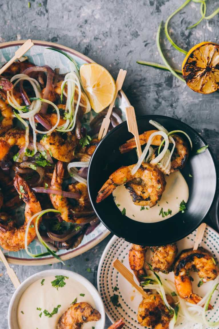 Stir fried Shrimp - ready in 10 minutes