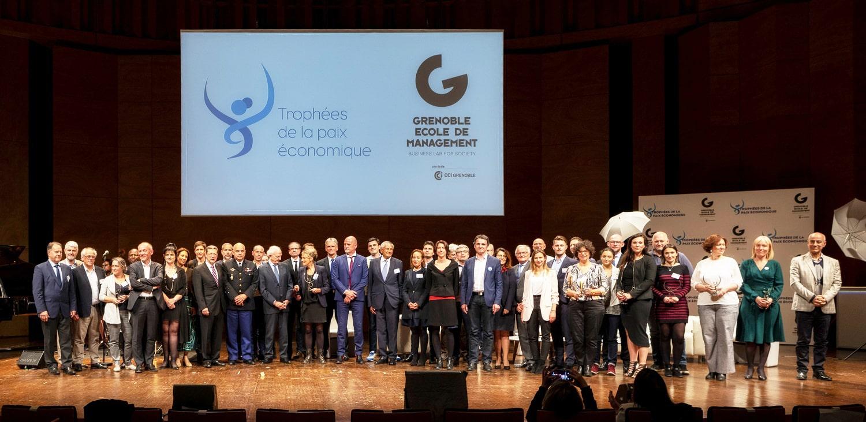 jury et lauréats 2019