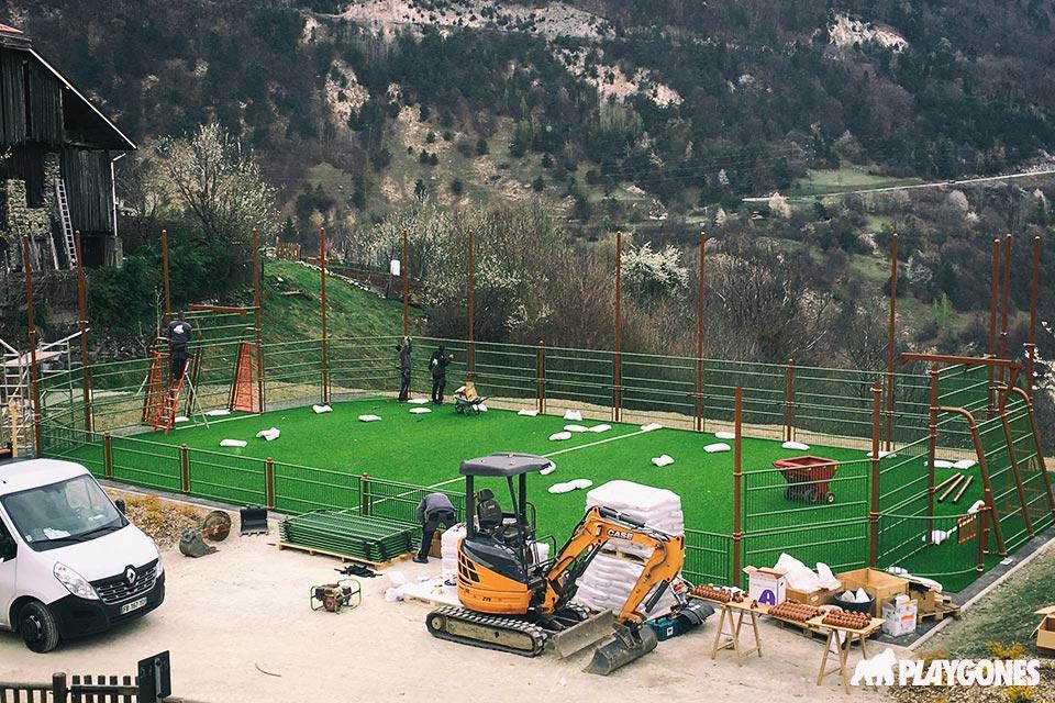TMS en Savoie à Villarlurin