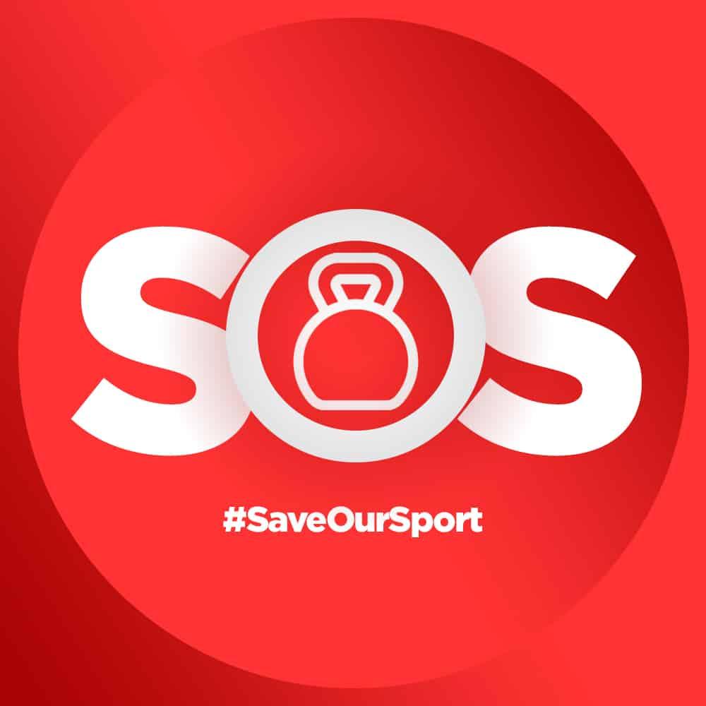 SOS Fitness workout - #saveoursport
